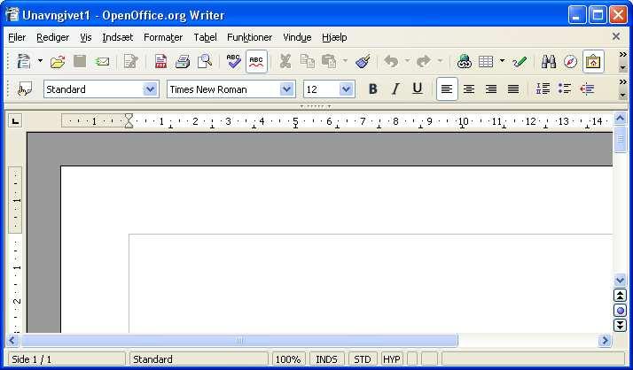 Open Offie Writer